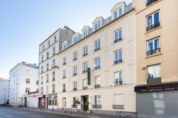 L'hôtel 15 Montparnasse