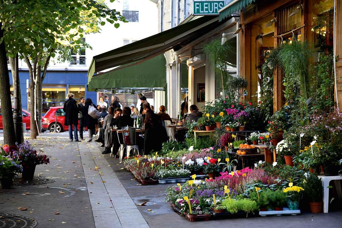 Le quartier des batignolles h tel jardin de villiers for Hotels 75017