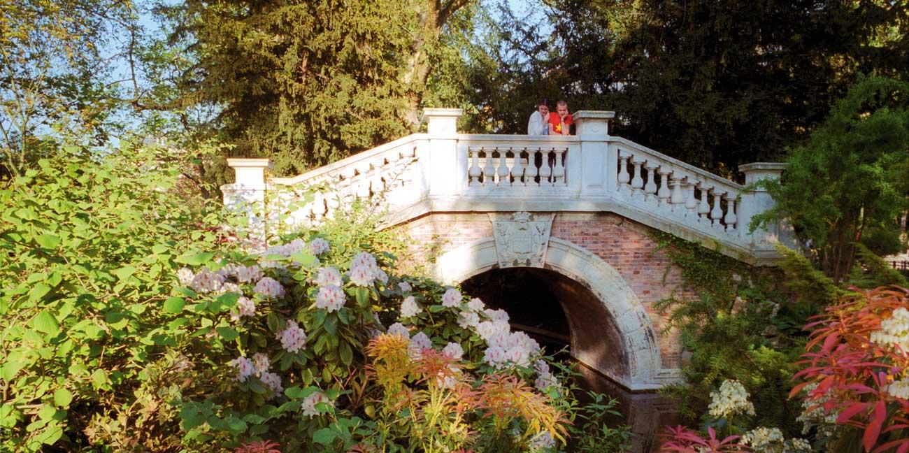 Besuchen Sie den Park von Monceau | Jardin de Villiers – Paris 17