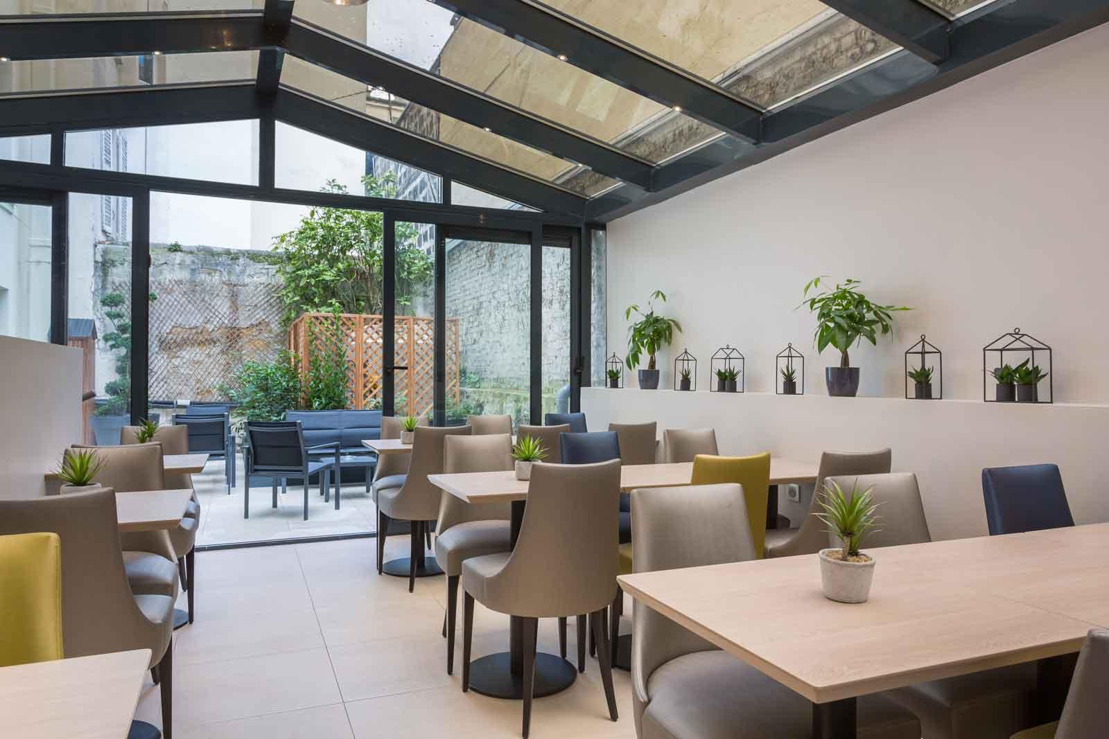 petit d jeuner buffet gourmand h tel jardin de villiers. Black Bedroom Furniture Sets. Home Design Ideas