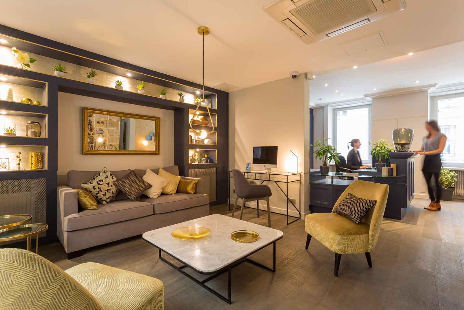 h tel de charme paris 17 me arrondissement jardin de villiers. Black Bedroom Furniture Sets. Home Design Ideas