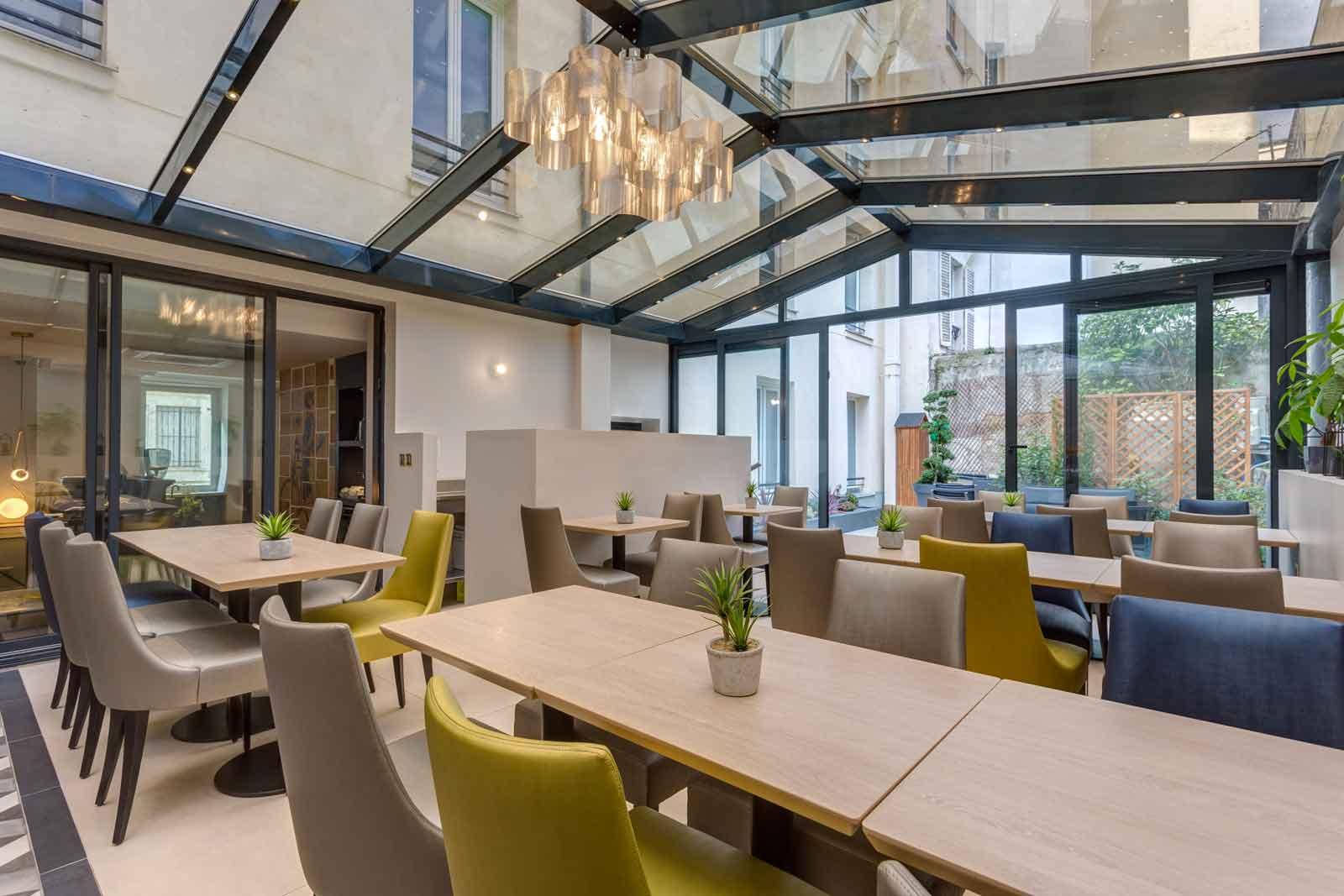 Hotel Jardin De Villiers Meilleur Tarif Garanti Paris 17eme